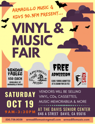 Vinyl and Music Fair