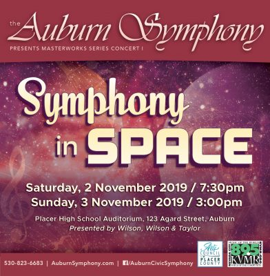 Masterworks Concert: Symphony in Space