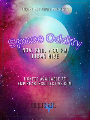 Empire Pop Choir Concert: Space Oddity