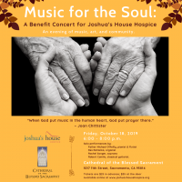 Music for the Soul: A Benefit Concert for Joshua's House Hospice