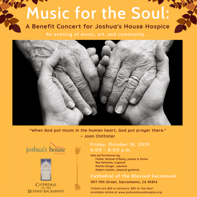 Music for the Soul: A Benefit Concert for Joshua's...