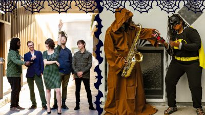Halloween with The Gold Souls and City of Trees Brass Band