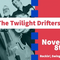The Twilight Drifters, Live and Swinging