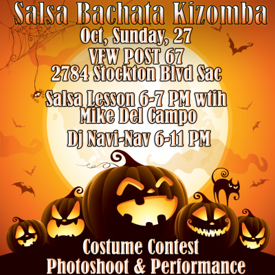 Salsa Halloween Costume Party At The Post