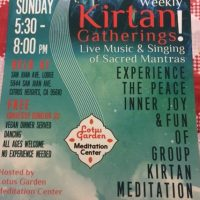 Sunday Kirtan Gathering