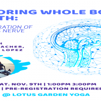 Restoring Whole Body Health: Vagus Nerve