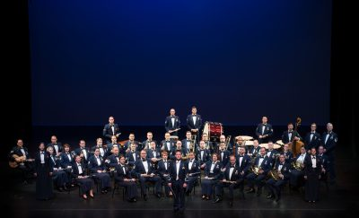 Band of the Golden West and Symphonic Winds