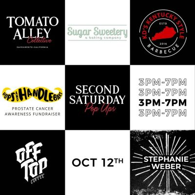 Second Saturday Pop-Up at Tomato Alley Collective