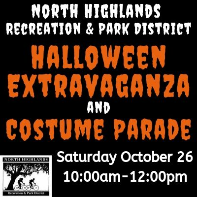 Halloween Extravaganza and Costume Parade