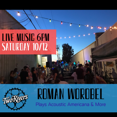 Live Music at Two Rivers Cider