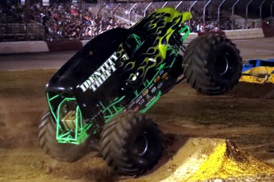 Malicious Monster Truck Tour and Demo Derby!
