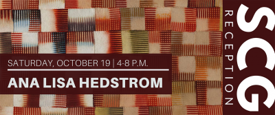 3rd Saturday Art Walk: Ana Lisa Hedstrom