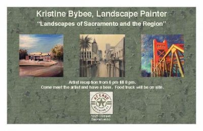 Landscape Paintings of the Sacramento Region