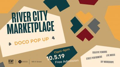 River City Marketplace DOCO Pop-Up