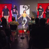 Anti-Cooperation League Improv Comedy Show (Postponed)