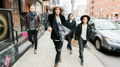 American Authors and Magic Giant: Band of Brothers Road Show
