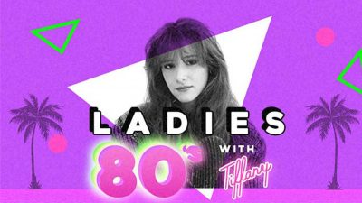 Ultimate '80s Party featuring Tiffany