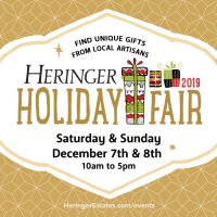 Heringer Estates Holiday Fair