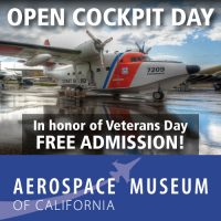 Free Open Cockpit Day!