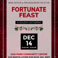 A Fortunate Feast: A Holiday Gathering