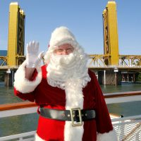 Sacramento Santa Holiday River Cruises