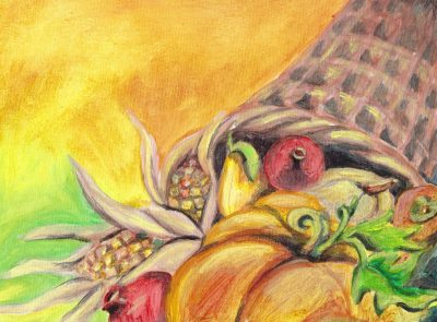 Thanksgiving Canvas and Sculpting Workshop