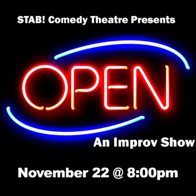 Open, an Improv Show