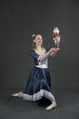 Sac Civic Ballet presents Nutcracker and Miriam, Sister of Moses