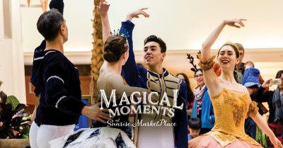 Magical Moments: Nutcracker
