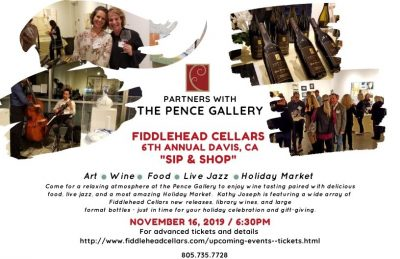 Fiddlehead Cellars' Sip and Ship
