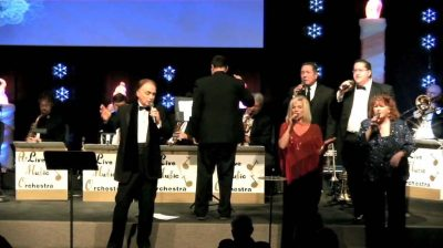 Keith Stout's Alive Music Orchestra Big Band Christmas
