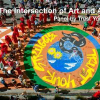 The Intersection of Art and Activism: Panel by Trust Your Struggle