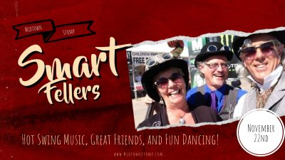 Swing Dancing with The Smart Fellers
