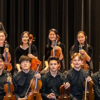 Folsom Lake College Youth Chamber Orchestra Fall Concert
