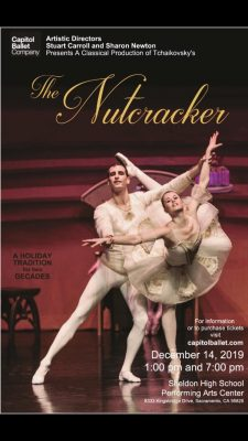 Capitol Ballet Company presents The Nutcracker