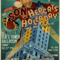 Peter Petty's Return of Son of Hepcats Holla'-Day Musical Yuletide Revue
