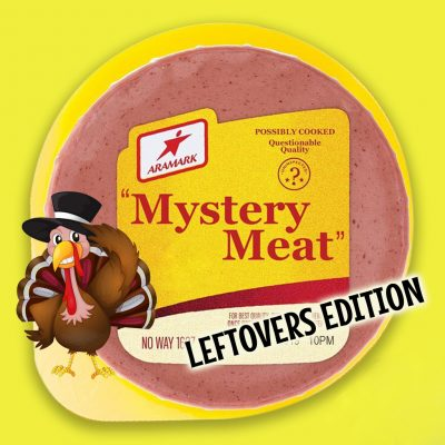 Mystery Meat Game Show Leftovers Edition