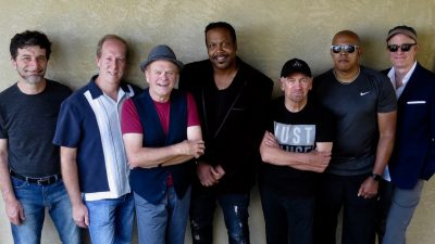 Average White Band with DJ Gino (Postponed)
