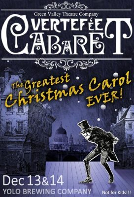 The Greatest Christmas Carol Ever