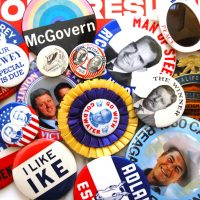 Political Memorabilia and Pop Culture Show