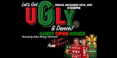 Arthur Murray Ugly Sweater Party