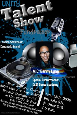 Unity Talent Show Fundraiser