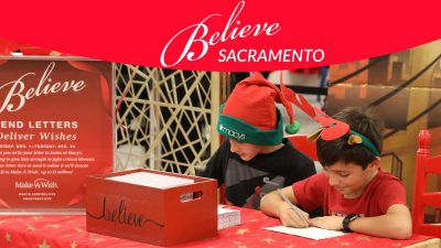 National Believe Day in Sacramento