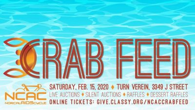 Crab Feed for NorCal AIDS Cycle