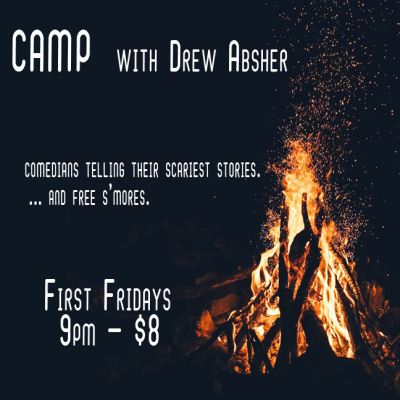 Camp with Drew Absher