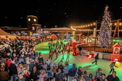 Historic Folsom Christmas Tree Lighting