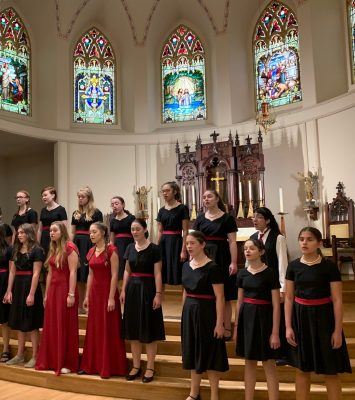 Sacramento Children's Chorus Concert presents Holiday Journeys