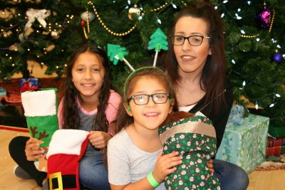 Holiday Stocking Drive for Formerly Homeless Women and Kids