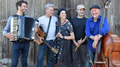 The Nell and Jim Band presented by Whippoorwill Arts