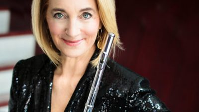 Carol Wincenc Flute Concert with Miles Graber on p...